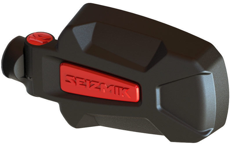 Seizmik Red Pursuit Elite Hd Side View Mirror Polaris