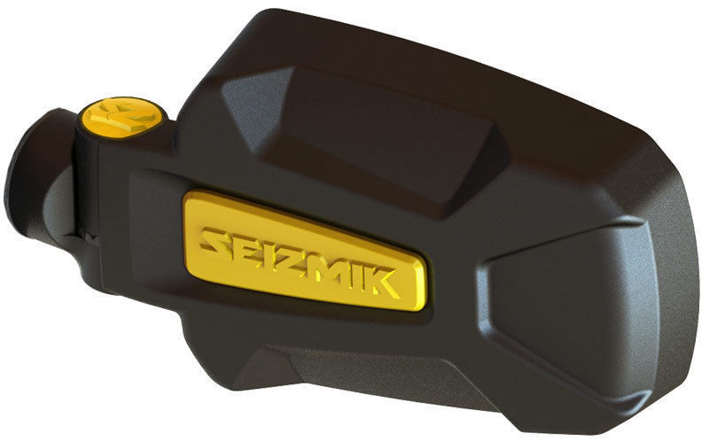 Seizmik Yellow Pursuit Elite Hd Side View Mirror Yamaha