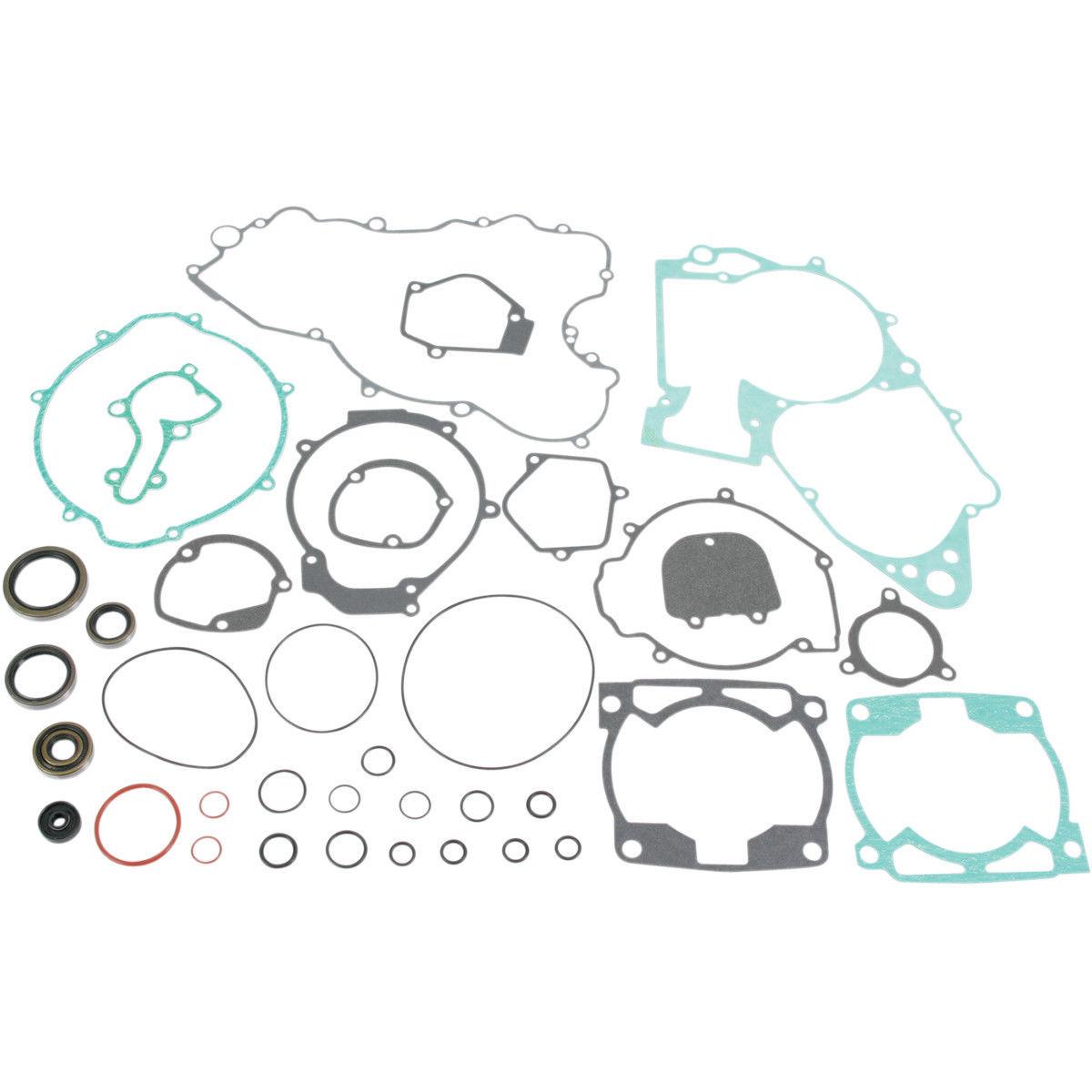 Complete Gasket Kit with Oil Seals Polaris Predator 50,S 811892 Moose Racing