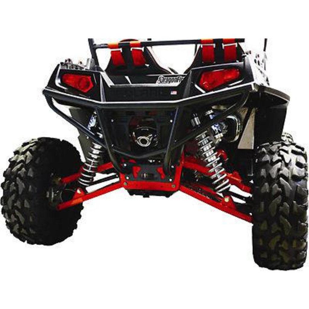 2013-2016 Can-Am Maverick/1000 UTV New Black Dragonfire Racepace Front Bash Bumper