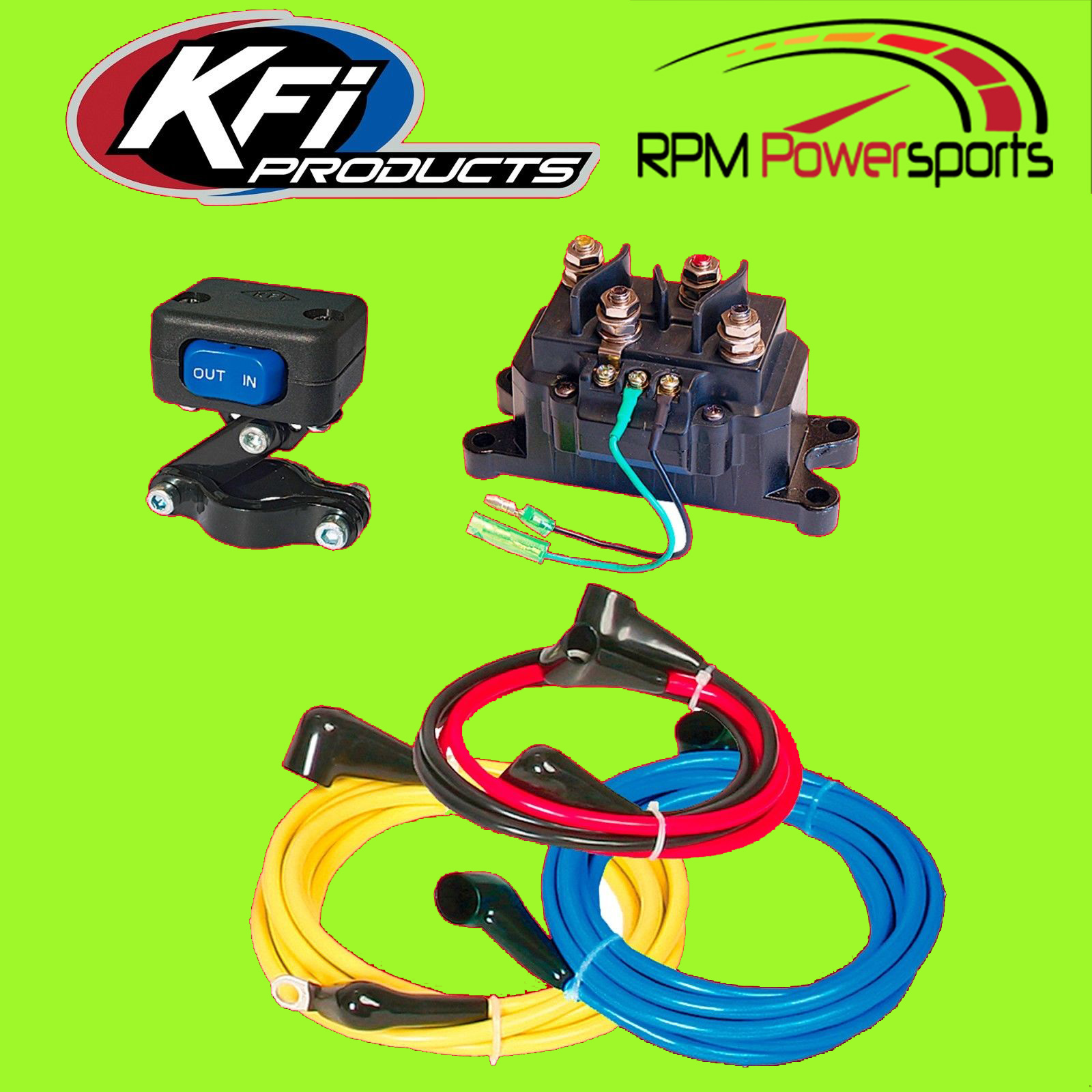 KFI COMPLETE WIRE KIT