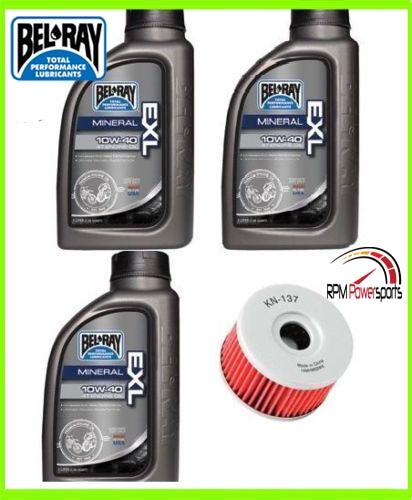 Oil Filter for Suzuki LS650 Boulevard S40 2005-2017