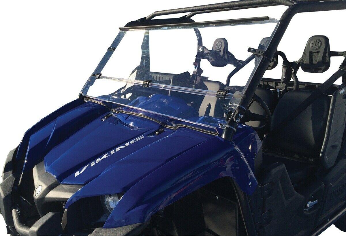 14 Yamaha Viking 700 Moose Utility Full Windshield  XF-2-2317-0214